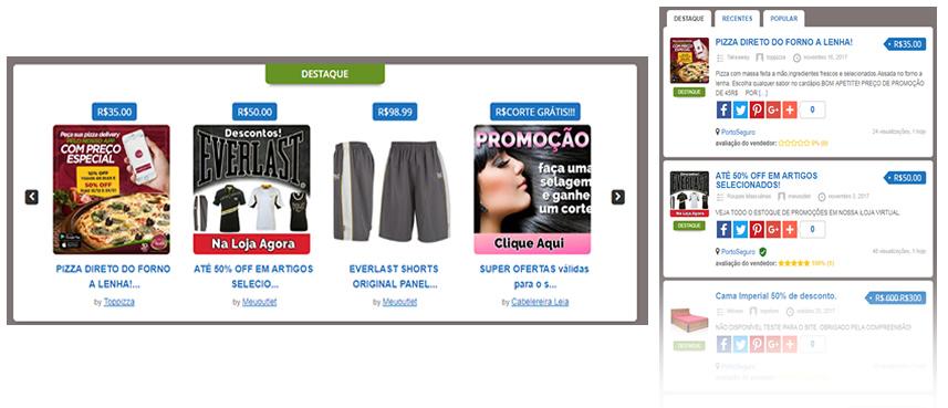 SEJA PARCEIRO! OPÇÕES DE PUBLICIDADE DISPONÍVEIS: - Porto