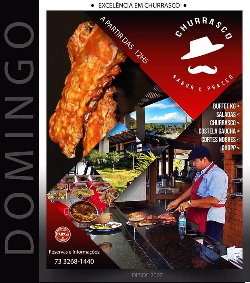 o gaúchão churrasqueiro em porto seguro autêntica costela gaúcha buffet kg churrasco sabor e prazer
