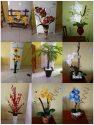 Flores e Plantas Artificiais Decorativas - Imagem1