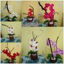 Flores e Plantas Artificiais Decorativas - Imagem3