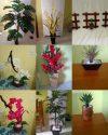 Flores e Plantas Artificiais Decorativas - Imagem6