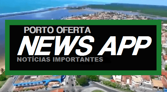 news app noticias logo aerial view porto seguro