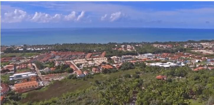 Vista village em porto seguro
