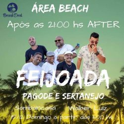 Cabana Area Beach Porto Seguro