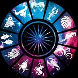 Imagens dos signos do zodíaco em formato mandala