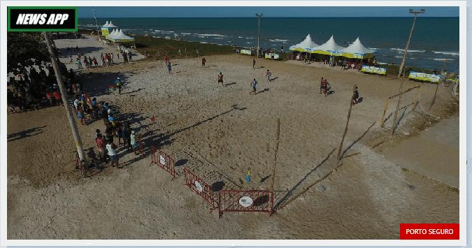 esporte praia porto seguro noticias de porto seguro